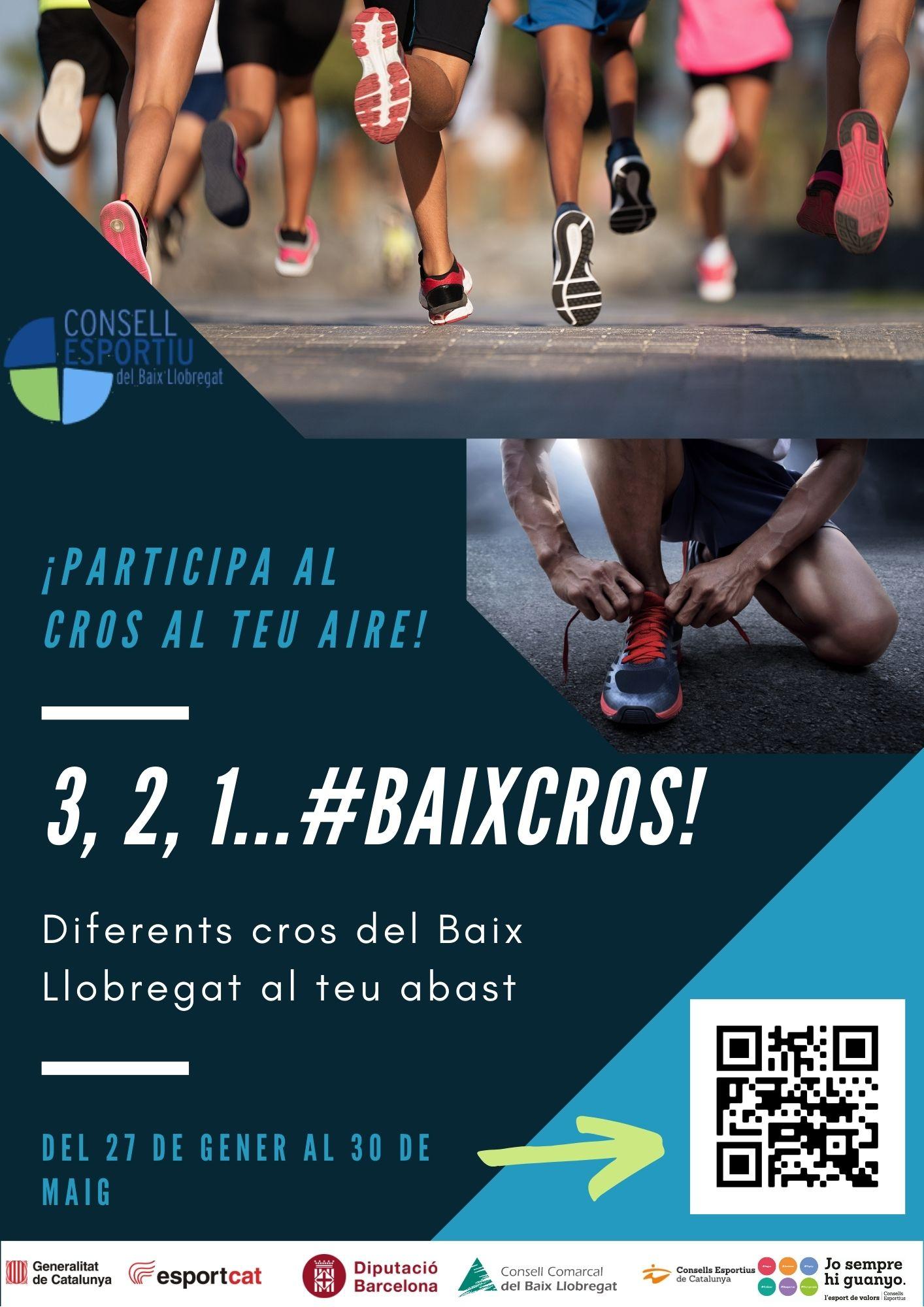 3, 2, 1...#BAIXCROS!