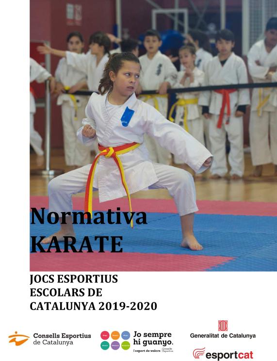Portada JEEC KARATE 2019-2020 copia