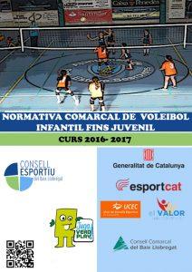 04- Portada Voleibol Infantil fins Juvenil 16-17