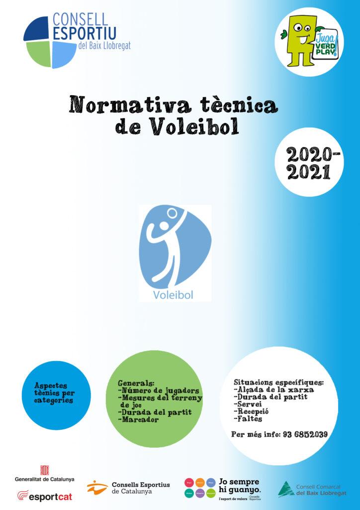 Plantilla pòster Portada Voleibol 20-21 copia