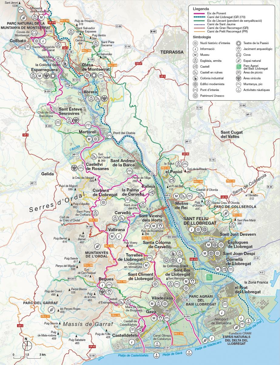 Mapa - foto