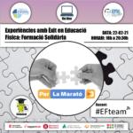 Experiències d'Èxit en EF: Formació Solidària