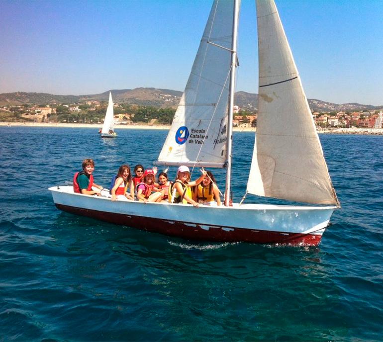 Bateig de mar CEBLLOB